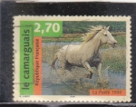 Stamps France -  CABALLO
