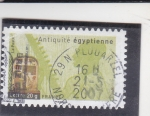 de Europa - Francia -  ANTIGÜEDADES EGIPCIAS
