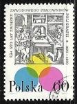 Stamps Poland -  Prensas de Impresión