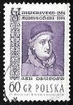 Sellos de Europa - Polonia -  Jan Dlugosz