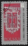 Stamps Poland -  9th Congreso del movimiento democratico
