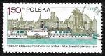 Sellos de Europa - Polonia -  Buque de pasajeros