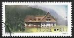 Sellos de Europa - Polonia -  Casa en Tatra National Park