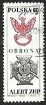 Stamps Poland -  Medallas y Condecoraciones de Honor