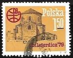 Stamps : Europe : Poland :  Exposicion Filatélica 1979