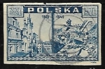 Stamps : Europe : Poland :  Catedral de  St. John