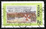 Stamps : Europe : Poland :  Formacion de la tropa