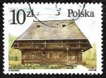 Sellos del Mundo : Europa : Polonia : Casa Tipica