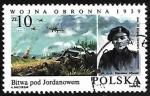 Sellos del Mundo : Europa : Polonia : Batalla de Jordanow, Col.S.Maczek