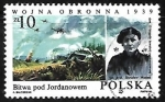 Stamps : Europe : Poland :  Batalla de Jordanow, Col.S.Maczek