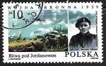 Sellos de Europa - Polonia -  Batalla de Jordanow, Col.S.Maczek