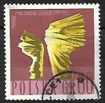 Stamps : Europe : Poland :  Monument for Silesian Insurgents