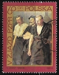 Stamps : Europe : Poland :