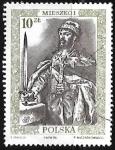 Stamps : Europe : Poland :  Mieszko I