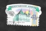 Sellos del Mundo : Europa : Rusia :  Kremlin