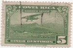Stamps Costa Rica -  Aereo Y & T Nº 14
