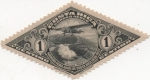 Stamps Costa Rica -  Aereo Y & T Nº 27   Feria