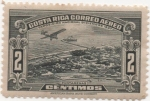 Stamps Costa Rica -  Aereo Y & T Nº 34   Expo