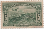 Stamps Costa Rica -  Aereo Y & T Nº 35   Expo