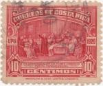 Sellos de America - Costa Rica -  Y & T Nº 151