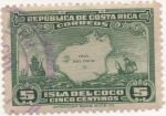 Stamps Costa Rica -  Y & T Nº 172