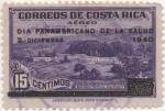 Stamps Costa Rica -  Beneficencia Y & T Nº  7 Salud