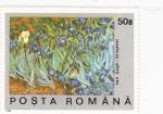 Sellos del Mundo : Europa : Rumania : PINTURA- VAN GOGH