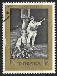 Sellos de Europa - Polonia -  Opera