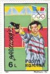 de Europa - Rumania -  OLIMPIADA BARCELONA,92