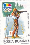 de Europa - Rumania -  OLIMPIADA DE GRENOBLE,92