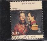 de Europa - Dinamarca -  MARGARITA DE DINAMARCA