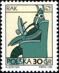 de Europa - Polonia -  Signos del Zodíaco
