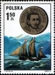 Stamps Poland -  Científicos Polacos
