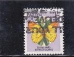 sello : Africa : Kenya : MARIPOSA