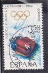 Sellos del Mundo : Europa : España : Juegos Olimpicos Grenoble,68 (30)