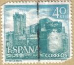 Sellos de Europa - España -  Castillos de España - La Mota en Valladolid