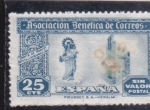 Stamps : Europe : Spain :  ASOCIACIÓN BENEFICA DE CORREOS (sin valor postal) (30)