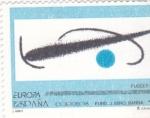 Sellos del Mundo : Europa : España : FUNDACIÓ MIRÓ -BARCELONA (30)