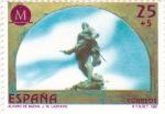 Stamps Spain -  FIGURA DE ALVARO DE BAZAN (30)