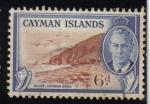 Stamps United Kingdom -  Bluff, Cayman Brac