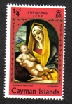Stamps United Kingdom -  Navidd del 69