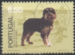 Stamps Portugal -  PERRO  SIERRA  DE  AIRES