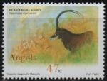 Stamps Angola -  PALANCA  NEGRA  GIGANTE