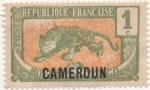 de Africa - Camerún -  Scott Nº 147
