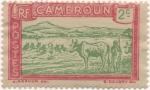 de Africa - Camerún -  Scott Nº 171