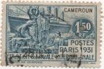 de Africa - Camerún -  Scott Nº 216