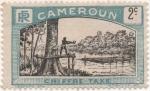 de Africa - Camerún -  Taxe Scott Nº J1