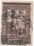 de Africa - Cabo Verde -  Portugal_Prov_Utramar Y & T 000