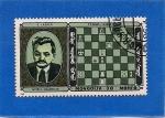 Stamps Mongolia -  Lasker