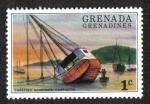 Sellos de America - Granada -  Turismo